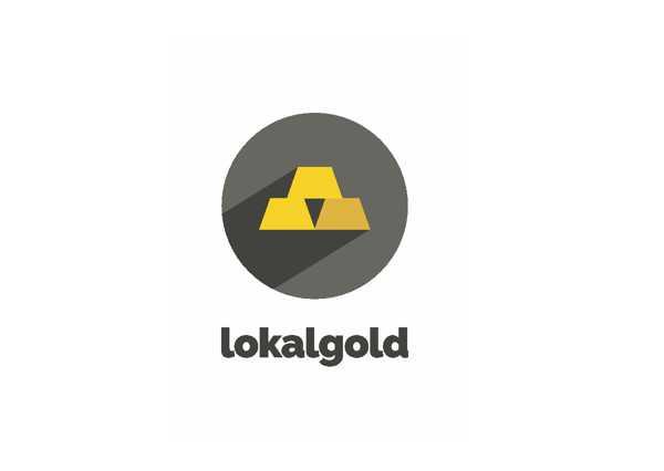 Lokalgold Logo